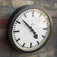 Load image into Gallery viewer, 1930s German Factory Clock By Siemens