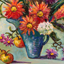 Load image into Gallery viewer, Still-Life with Flowers and Fruit