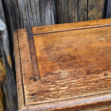 Load image into Gallery viewer, Antique Oak Georgian Console Table Sideboard Buffet Dresser