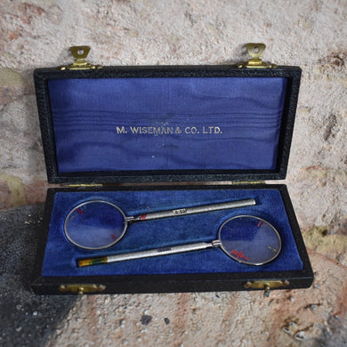 Vintage Opticians Lenses London Optical Company