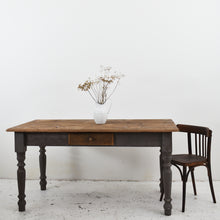 Load image into Gallery viewer, Reclaimed Farmhouse Kitchen Table