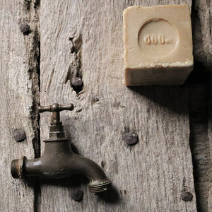 Reclaimed Vintage Brass Tap