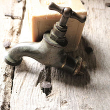 Load image into Gallery viewer, Reclaimed Vintage Brass Tap