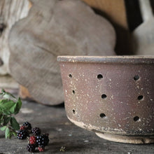 Load image into Gallery viewer, Rustic Large French Vintage Cheese Strainer Mould Faiselle - 2