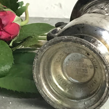 Load image into Gallery viewer, Silver Plated Urn Vase Vintage