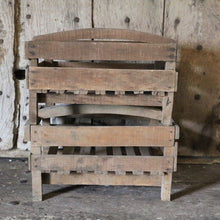 Load image into Gallery viewer, French Vintage Rustic Trugs - Square