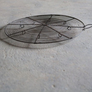 French Vintage Wirework Cooling Racks #4