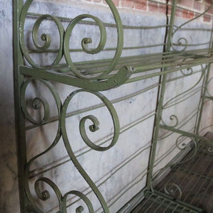 Antique French Boulangerie Bakery Display Rack