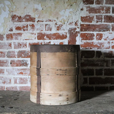 Rustic French Vintage Grain Measure