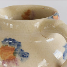 Load image into Gallery viewer, Vintage Small Patterned Stoneware Pottery Jug