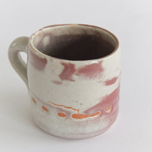 Vintage Small Single Studio Pottery Stoneware Mug