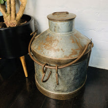 Load image into Gallery viewer, Vintage Milk Churn