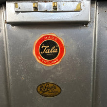 Load image into Gallery viewer, Vintage World War II Military Storage Trunk