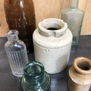 Vintage Bottles - Collection 12