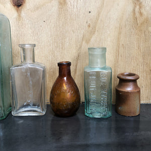 Vintage Bottles - Collection 13