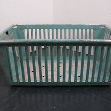Load image into Gallery viewer, Children's Large Green Storage Basket from Germany