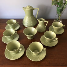 Load image into Gallery viewer, Mid Century Modernist Tea Set by Maxwell Wood