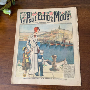1930 French Fashion Magazine - 11