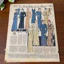 Load image into Gallery viewer, 1934 French Fashion Magazine - 8