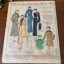 Load image into Gallery viewer, 1935 French Fashion Magazine - 44