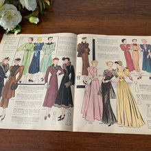 Load image into Gallery viewer, 1936 French Fashion Magazine - 47