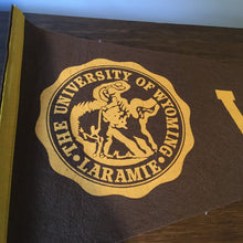 Load image into Gallery viewer, Retro USA University Pennant