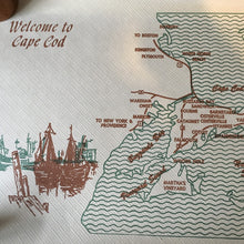 Load image into Gallery viewer, Vintage Welcome to Cape Cod Poster