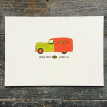 Load image into Gallery viewer, Dinky Toys Print - Shell Van