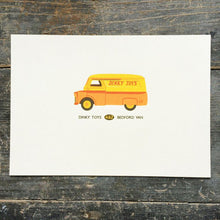 Load image into Gallery viewer, Dinky Toys Print - Dinky Toys Van