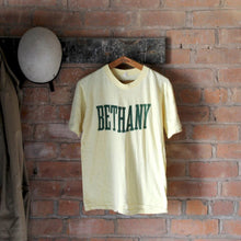 Load image into Gallery viewer, 1970s Vintage Varsity T Shirt - Bethany - Large
