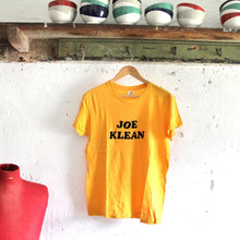 Load image into Gallery viewer, 1970s Vintage T Shirt - Joe Klean - L
