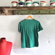 Load image into Gallery viewer, 1980s Vintage T Shirt - Hawaii Green - M