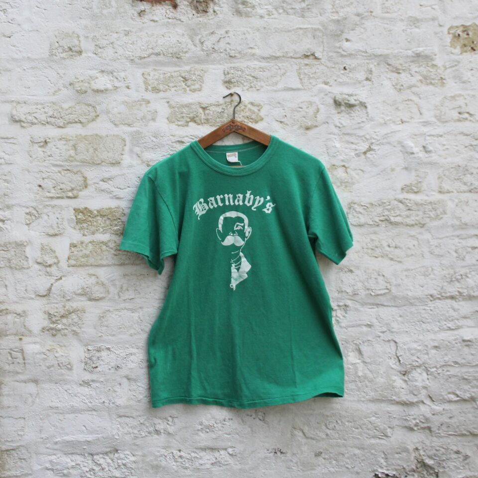 1970s Vintage T Shirt - Barnaby's - Extra Large