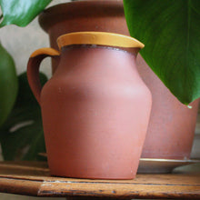Load image into Gallery viewer, Terracotta Milk Jug