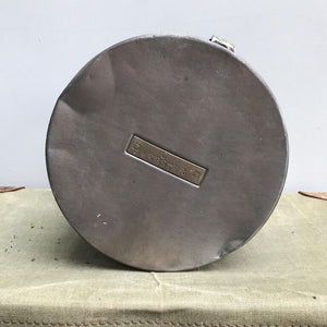 Round Metal Storage Box