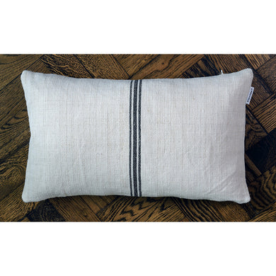 Penfold Vintage Hemp Rectangular Cushion - 2