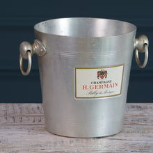 Load image into Gallery viewer, H. Germain Metal Champagne Bucket