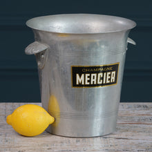 Load image into Gallery viewer, Mercier Metal Champagne Bucket