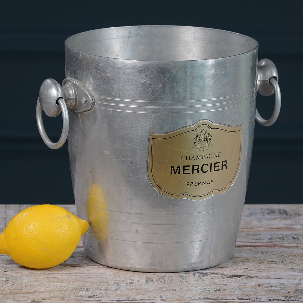 Mercier Metal Champagne Bucket