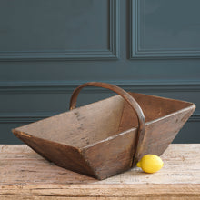 Load image into Gallery viewer, Handmade Wooden Trug