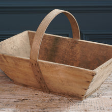 Load image into Gallery viewer, Tiny Wooden Handmade Trug