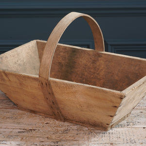 Tiny Wooden Handmade Trug