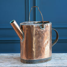 Load image into Gallery viewer, Copper Watering Can with Handle