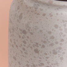 Load image into Gallery viewer, Vintage Large West German Scheurich Keramik Floor Vase, 505-47 in Rare Grey Splatter Glaze