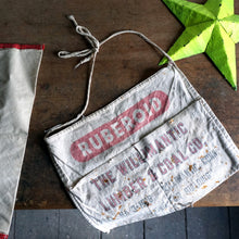 Load image into Gallery viewer, Vintage Apron - Ruberoid