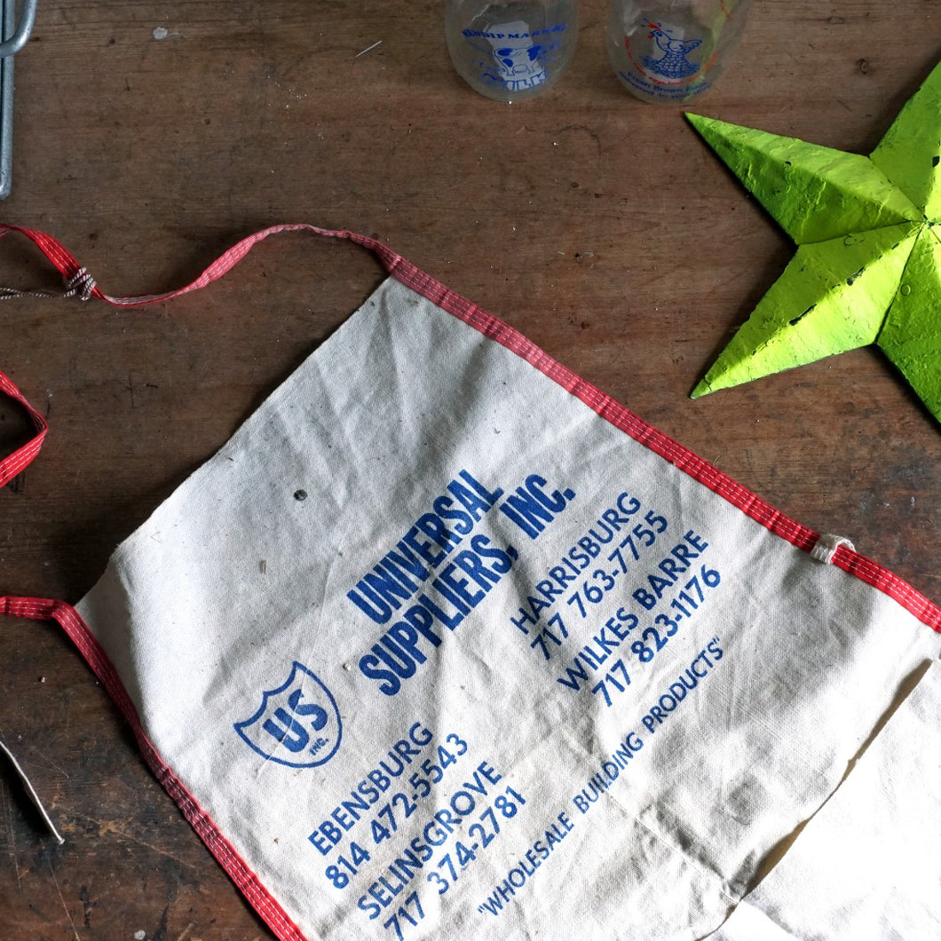 Vintage Apron - Universal Suppliers