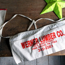 Load image into Gallery viewer, Vintage Apron - Werner Lumber Co.