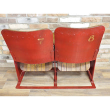 Load image into Gallery viewer, Pair of Vintage Cinema Seats