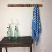 Load image into Gallery viewer, Vintage Coat Rack - Four Peg