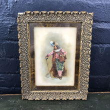 Load image into Gallery viewer, Vintage Painting - Cavalier on Porcelain
